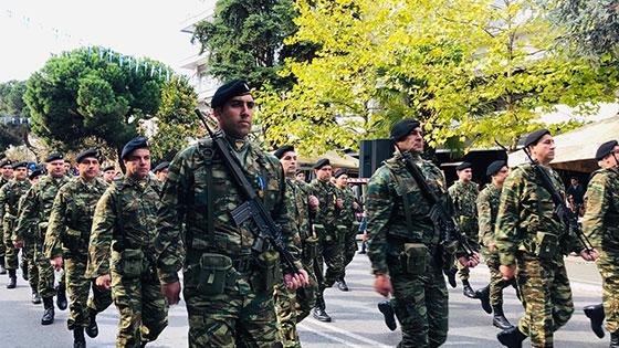 Με περηφάνεια εορτάστηκε η επέτειος του ΟΧΙ, στην Αλεξανδρούπολη (φωτος - video)