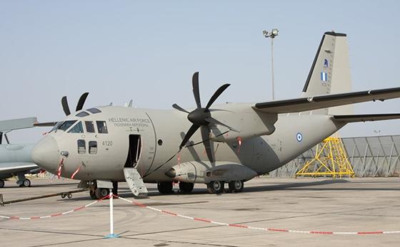 Το αεροσκάφος Alenia C-27J