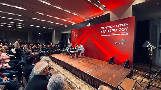 Η επίσκεψη του Αλέξη Τσίπρα στην Αλεξανδρούπολη (video)