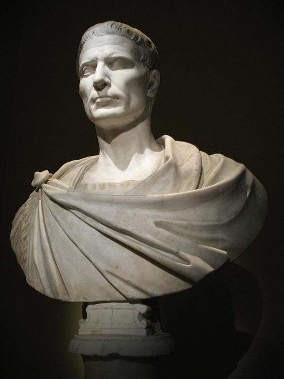 Βιέννη, Μουσείο Ιστορίας της Τέχνης, Ιούλιος Καίσαρας