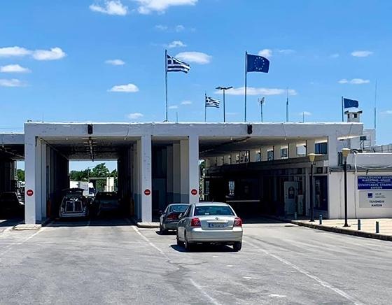 Παρατείνονται τα μέτρα για τα τελωνεία Ορμενίου και Κήπων
