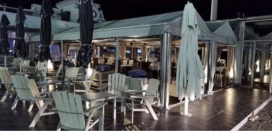 Άδειασαν τα μαγαζιά τα μεσάνυχτα - Πρωτόγνωρες εικόνες στην Αλεξανδρούπολη (φωτο)