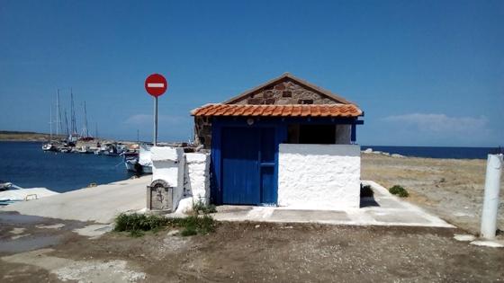 Σαμοθράκη: Άλλαξε η εικόνα της παραλίας στην Καμαριώτισσα