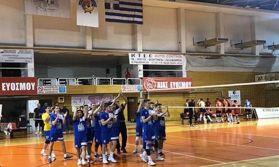 Ο Έβρος Σουφλίου στις τελικές φάσεις των Πανελλήνιων Πρωταθλημάτων Παίδων και Κορασίδων