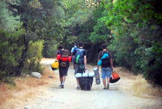 Την προσοχή των κατασκηνωτών του camping εφιστά το Πυροσβεστικό Κλιμάκιο Σαμοθράκης
