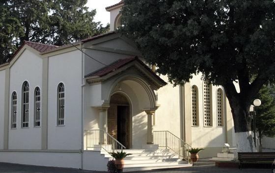 Πανηγυρίζει ο Ιερός Ναός των Αγίων Αναργύρων στην Αλεξανδρούπολη