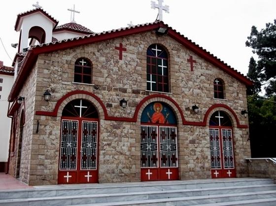Η Εκκλησία μας τιμά την μνήμη της Αγίας ενδόξου μεγαλομάρτυρος Μαρίνας και πανηγυρίζει ο ομώνυμος Ιερός Ναός στον Μαΐστρο Αλεξανδρουπόλεως