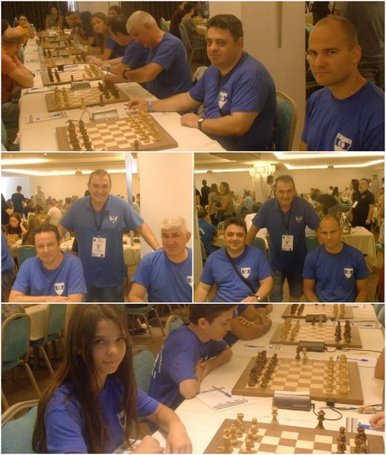 Σκάκι: Στην Α΄ Εθνική παρέμεινε ο Εθνικός Αλεξανδρούπολης  για 5η συνεχή χρονιά!