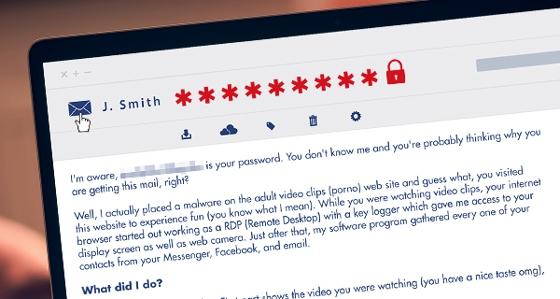Sextortion scam: Ποια είναι η νέα απάτη που έχει κατακλύσει το διαδίκτυο - Συμβουλές της Δίωξης