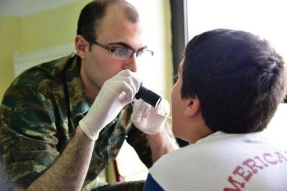 Στρατιωτικό ιατρικό κλιμάκιο θα βρεθεί στο Πύθιο για δωρεάν εξετάσεις