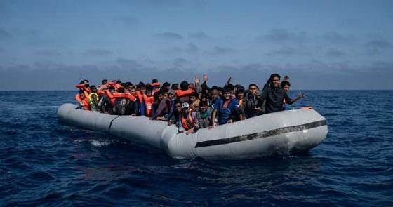 Ούτε ένας ούτε δύο, αλλά 36 αλλοδαποί μετανάστες έπλεαν στο Θρακικό Πέλαγος.