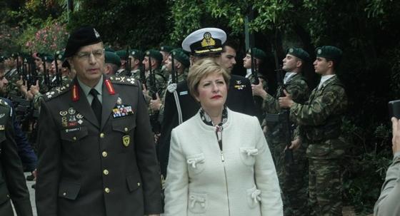 Η ΥΦΕΘΑ κα Μαρία Κόλλια – Τσαρουχά, συνοδευόμενη από τον κ. Α/ΓΕΣ Αντγο Αλκιβιάδη Στεφανή θα επισκεφτεί τον Έβρο