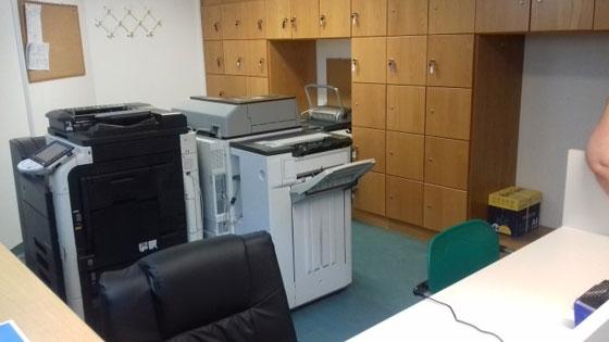 Εγκαινιάστηκε η λειτουργία του φωτοτυπικού καταστήματος «Ναυτίλος» στο Πανεπιστημιακό Νοσοκομείο Αλεξανδρούπολης