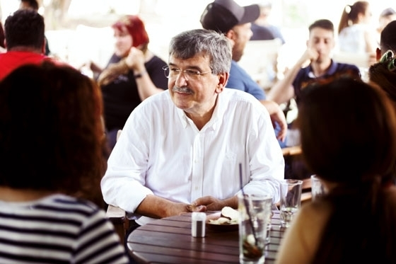Ο υποψήφιος βουλευτής ΣΥΡΙΖΑ Έβρου Μενέλαος Μαλτέζος
