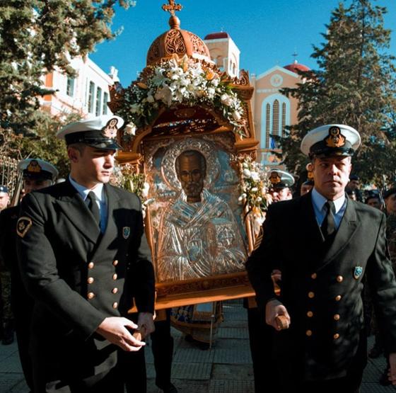 Η Αλεξανδρούπολη τιμά τον πολιούχο της Άγιο Νικόλαο