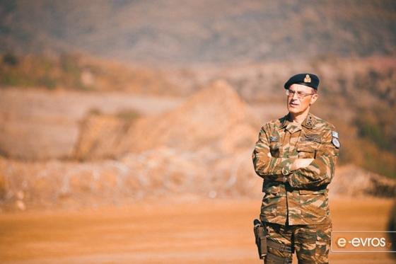 Ο Αντιστράτηγος Καμπάς είναι ο νέος Αρχηγός ΓΕΣ