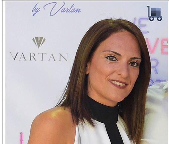 Η νέα πρόεδρος του Εμπορικού Συλλόγου Αλεξανδρούπολης Βίβιαν Κουρμπανιάν
