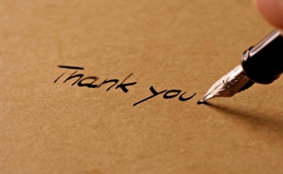Ευχαριστήρια επιστολή πολίτη προς την Υποδιεύθυνση Ασφαλείας Αλεξανδρούπολης