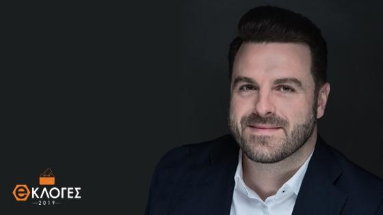 """Ο Θανάσης Τσώνης  υποψήφιος με τη """"Νέα περιφερειακή αναγέννηση"""" του Χρήστου Μέτιου"""