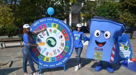 """Το """"Λούνα παρκ της ανακύκλωσης"""" στην Αλεξανδρούπολη"""