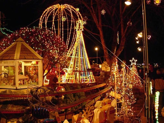 Ένα χριστουγεννιάτικο χωριό θα στηθεί φέτος στη Σαμοθράκη!