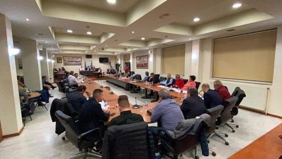 Τελευταία συνεδρίαση της χρονιάς για τον δήμο Αλεξανδρούπολης