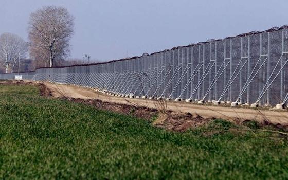 Ενημέρωση για τον φράχτη στον Έβρο από τον Υπουργό Προστασίας του Πολίτη