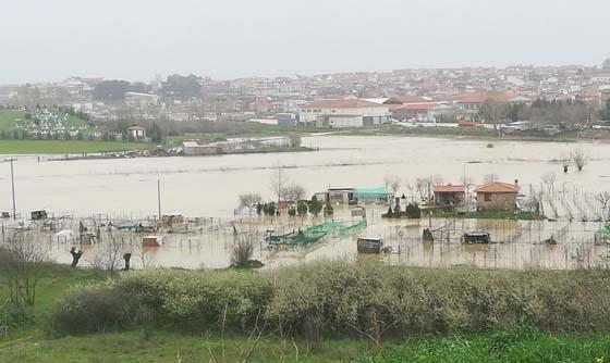 Πλημμύρες στο Διδυμότειχο