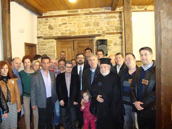 Στον παλμό του Οικουμενικού Πατριαρχείου & της Θεολογικής Σχολής της Χάλκης οι ΚΑΣΤΡΟΠΟΛΙΤΕΣ.