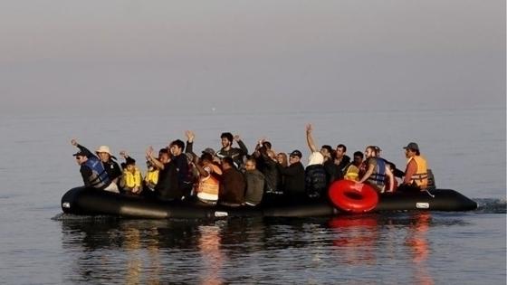 18 ανήλικα παιδιά επέβαιναν στην βάρκα που εντοπίστηκε ανοιχτά της Αλεξανδρούπολης