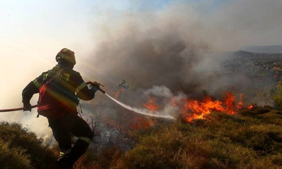 Πυρκαγιά σε πλοίο & σε μεγάλη δασική έκταση τα σενάρια άσκησης της Π.Υ Αλεξανδρούπολης