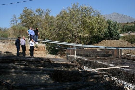 Ξεκινούν οι εργασίες αποκατάστασης του δρόμου Καμαριώτισσα-Θέρμα-Φονιάς