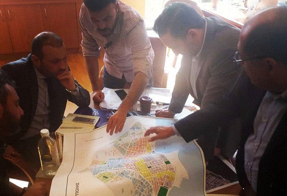 Συμφώνησαν σε όλα ο δήμαρχος με τον Πρόεδρο & τον Διευθύνοντα Σύμβουλο του ΟΛΑ