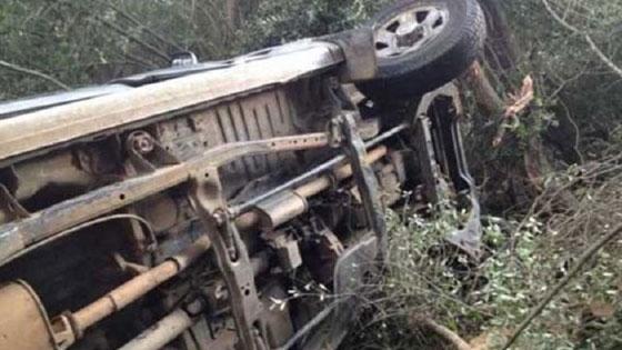 Σαμοθράκη: Τραγικό τροχαίο για ηλικιωμένο - Έπεσε με το αυτοκίνητο σε χαράδρα