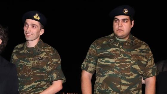 Επιστράφηκαν οι στολές των Κούκλατζη, Μητρετώδη από τις τουρκικές Αρχές