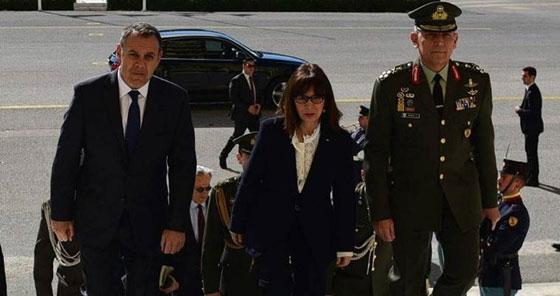 Οριστικοποιήθηκε η επίσκεψη της Προέδρου της Δημοκρατίας στις Καστανιές Έβρου