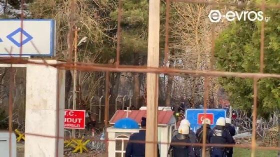 Έβρος: Δεν υπάρχει καμία κινητικότητα στα σύνορα - Δημιουργία εντυπώσεων τα δημοσιεύματα