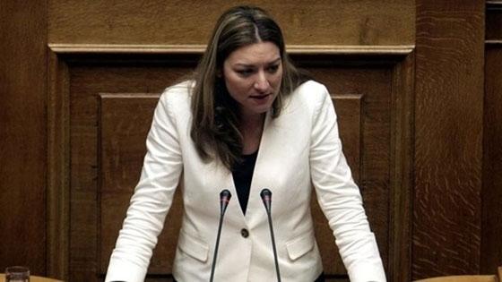 Στη Βουλή έφερε το θέμα των τελωνείων της Θράκης η Βουλευτής Έβρου του ΣΥΡΙΖΑ