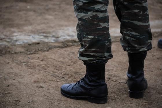 Θετικός στον κορονοϊό νεοσύλλεκτος σε στρατόπεδο της Αλεξανδρούπολης