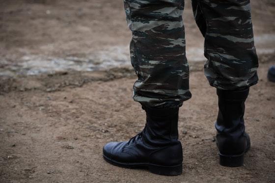 Θετικός στον κορονοϊό οπλίτης σε στρατόπεδο της Αλεξανδρούπολης - Νοσηλεύεται στο 424 ΓΣΝΕ