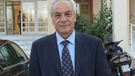 Αλέξανδρος Χ. Πολυχρονίδης - Πρύτανης του ΔΠΘ