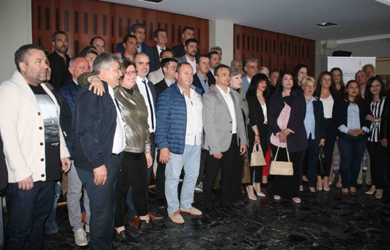 Οι υποψήφιοι δημοτικοί και τοπικοί σύμβουλοι, (φωτ: voreasmagazin)