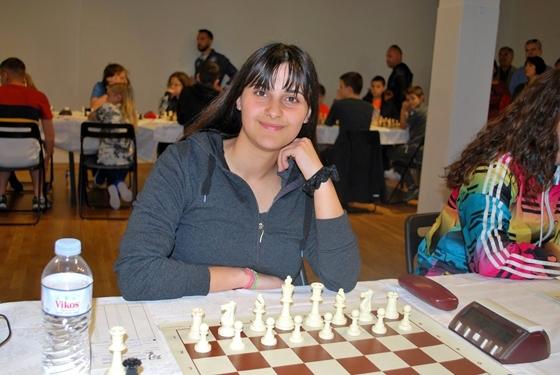 Σκάκι: Το Χάλκινο μετάλλιο κατέκτησε η 17χρόνη Ελπίδα-Σοφία Αϊβαζιάν του Εθνικού Αλεξανδρούπολης!