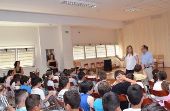Αθλητικός εξοπλισμός σε 21 σχολεία της Μακεδονίας και της Θράκης από το ΥΜΑΘ