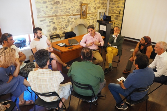 Samothraki Open Forum: Το Νησί των Μεγάλων Θεών στη νέα εποχή