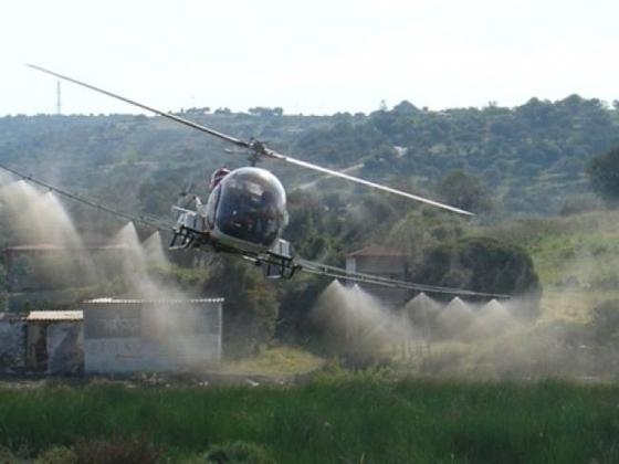 """""""Ατελείωτα"""" τα κουνούπια & οι ψεκασμοί στον Έβρο! - Nέος γύρος σε Αλεξανδρούπολη & Ορεστιάδα"""