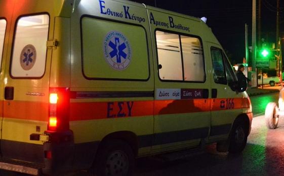 Τροχαίο ατύχημα με μηχανάκι στο κέντρο της Αλεξανδρούπολης - Τραυματίστηκε σοβαρά ο δικυκλιστής