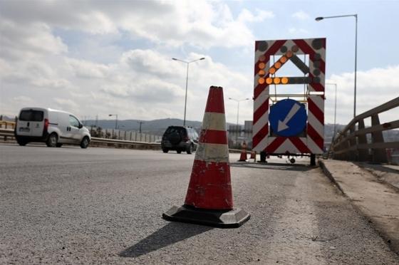 Διεκόπη από χθες η κυκλοφορία στο οδικό τμήμα μεταξύ βόρειου & νότιου κόμβου Διδυμοτείχου