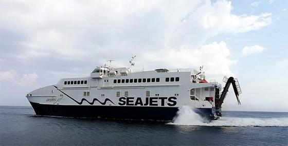 """Το """"Andros Jet"""" επιστρέφει στην γραμμή Αλεξανδρούπολη - Σαμοθράκη;"""