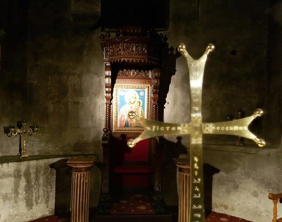 Πανηγυρίζει ο Ιερός Ναός Υψώσεως Τιμίου Σταυρού στις Φέρες